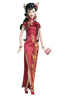 2005<em>Chinese New Year</em> Barbie® Doll