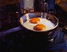 Pam Ingalls - Eggs