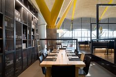 Restaurante Pepito Grillo - Aeropuerto de Barajas, Madrid - Sandra Tarruella