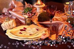 Fauna decorativa: Cómo decorar la mesa para ocasiones especiales / Setting the table for special ocassions
