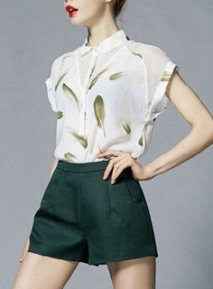 http://fr.romwe.com/Lapel-Short-Sleeve-Feather-Print-Blouse-p-107082-cat-670.html