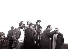 Dezembro de 1977 - Encontro de Poetas na Casa de Mateus. Com Alberto Pimenta, Alexandre O'Neill, Vasco Graça Moura, Miguel Torga e Eugénio de Andrade.