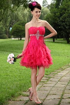 It is my sister's dream! Cheap Prom Dresses, Quinceanera Dresses, Nice Dresses, Formal Dresses, Wedding Dresses, Pink Evening Dress, Ball Gowns Evening, Evening Dresses, Dream Prom