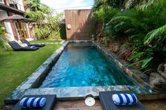 Villa Eden is a gorgeous and affordable 4 bedroom villa located right in the heart of the most sought-after location of the island, Seminyak. The property is nestled in a quite alleyway, just off one of the most renowned street of the area, Jalan Petitenget. This means guests will have some of Bali's most famous → Read more