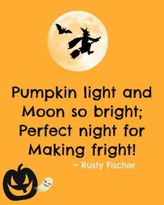 Fright Night... A Halloween poem