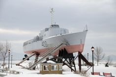 Musée Maritime du Québec in L'Islet