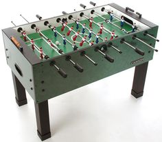 Carrom foosball tables for sale. Included are the Carrom Signature Moroccan, Burr Oak and Agean foosball table. Man Cave Games, Air Hockey, Fun Events, Pool Table, Table Games, Fun Games, Game Room, Things That Bounce, Indoor