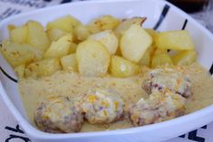 Albóndigas con salsa de curry, para días creativos. - Tupper's Moment