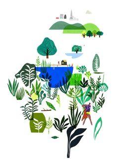Véronique Joffre + Colagene, clinique d'illustration