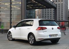 Volkswagen e-Golf : premier essai de la berline électrique (+ vidéo)