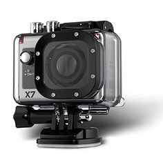 The new ACTIONPRO – high-end performance in an even more compact package. The sports and action camera expands the limits of what is technically feasible. Incredible video and photo quality with maximum sensitivity and extreme frame rates. Photo Quality, World Records, Videos, Headset, Best Gifts, Headphones, The Incredibles, Sensitivity, High Definition