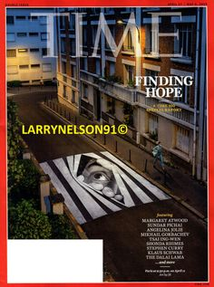 TIME MAGAZINE APRIL 27 MAY 4 2020 FINDING HOPE STEPHEN CURRY PARIS TSAI SHONDA