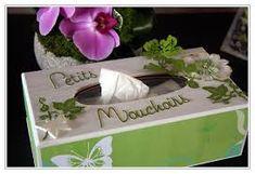 17 Meilleures Images Du Tableau Boites A Mouchoirs Cartonnage
