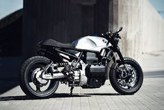 BMW K75 Cafe Racer de Renard Speed Shop