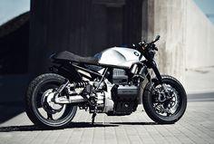 BMW K75 Cafe Racer de Renard Speed Shop
