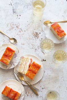 Strawberry Tiramisu via Bakers Royale
