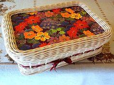 Krabice KVÉTY se šesti přihrádkami Krabice Fleurs se šesti přihrádkami
