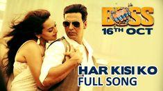 Har Kisi Ko Nahi Milta - FULL Song | BOSS 2013 | Akshay Kumar, Sonakshi Sinha