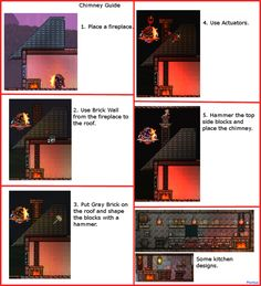 Terraria Building Guides