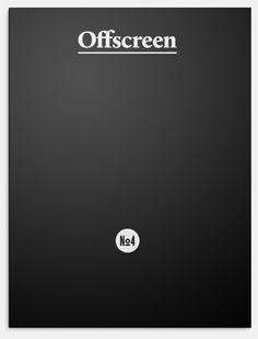 Issue 4 — Offscreen Magazine