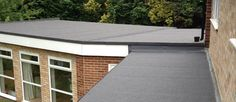 Some of the roofing material like BUR (generally known as built-on-roof) can be installed personally but others need to be installed taking a professional's help and this is the same in case of maintenance as well
