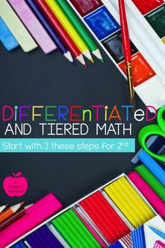 differentiated and t