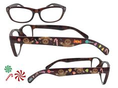 4eff72395b9e Gingerbread Man 3.00 Christmas Reading Glasses