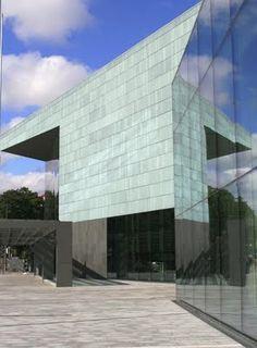 Helsinki Music Centre designed by Marko Kivistö, Ola Laiho and Mikko Pulkkinen