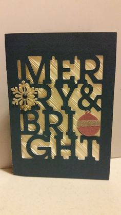 Heart and Home Papercrafters - Merry & Bright from CTMH Artfully Sent