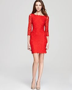 DvF Zarita Dress on sale in eight colors...extra 20% off with code BFAM
