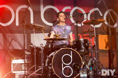 Matt from Don Broco