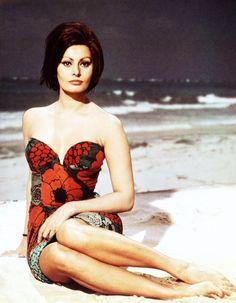 Sophia Loren #women #inspiration