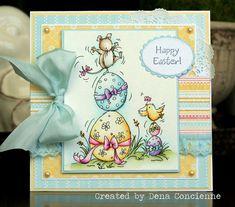 LOTV - Easter Tricks by Dena Concienne