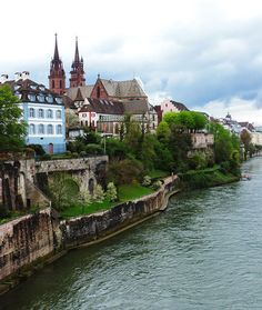 You Visit Basel, Switzerland? Why Should You Visit Basel, Switzerland? – Our WandersWhy Should You Visit Basel, Switzerland? – Our Wanders Thun Switzerland, Switzerland Summer, Places In Switzerland, Switzerland Vacation, Hetalia Switzerland, Switzerland Flag, Dream Vacations, Vacation Spots, Paisajes
