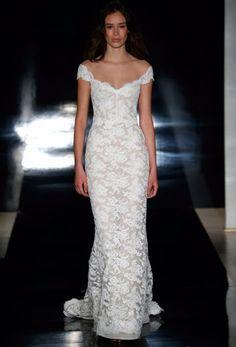 Wedding Dress 2017 // Collection Reem Acra 2017 // Bridal Oufit // #weddingdress #bride