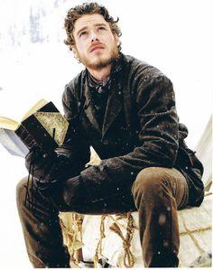 Richard Madden, Robb Stark On 'Game Of Thrones,' Says Filming 'Klondike' Was More Challenging Sansa Stark, Dessin Game Of Thrones, Kresley Cole, Game Of Thones, Kit Harrington, The North Remembers, King In The North, Richard Madden, Historical Romance