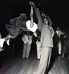 The Savoy Ballroom, Harlem.