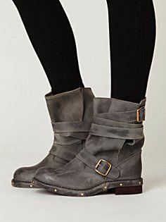 Brit Boot
