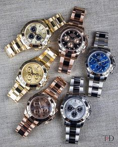 According to week   Follow @opudaily for luxury life Top Watches For Men, Diamond Watches For Men, Mens Sport Watches, Mens Watches Leather, Luxury Watches For Men, Rolex Daytona Gold, Swiss Automatic Watches, Tourbillon Watch