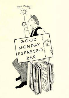 GOOD MONDAY ESPRESSO BAR