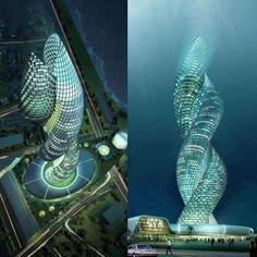 Snake Tower Kuwait