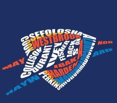 Okc Basketball Logo
