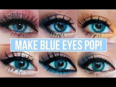 Blue Eyes Eye Makeup The Most Gorgeous Eyeshadow Looks For Blue Eyes The Trend Spotter Blue Eyes Eye Makeup Eye Shadow Combos For Mesmerizing Blue Eyes Ritely. Blue Eyes Eye Makeup 20 Gorgeous Makeup Ideas For Blue Eyes Style Motivation. Makeup Looks Blue Eyes, Eyeshadow For Blue Eyes, Pale Skin Makeup, Hair Pale Skin, Dark Eye Makeup, Best Eyeshadow, Natural Eye Makeup, Colorful Eyeshadow, Eyeshadow Looks