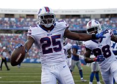 LeSean McCoy Fantasy Football Projections