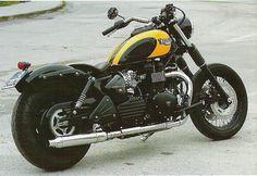 triumph speedmaster custom - Google-Suche