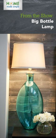 Turn a vase into a lamp #tutorial | Real Mommy Stuff | Pinterest ...