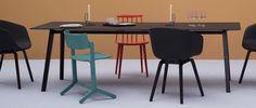Mesa de trabajo o de comedor Bella Desk Table de HAY. Mesa de trabajo o de comedor Bella Desk Table de HAY. #mesa, #hay, #estilonordico, #nordico, #estiloescandinavo, #table, #mobiliario, #furniture, #design, #diseno, #interiorismo, #interiorism, #deco, #decoration, #decoracion, #dekoration, #tabelle, #tisch, #diningtable, #mesacomedor, #taula, #scandinavian, #escandinavo.