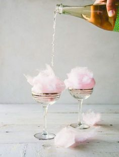 Move Over Candy Bars, These Cotton Candy Ideas Are The Next Big Thing