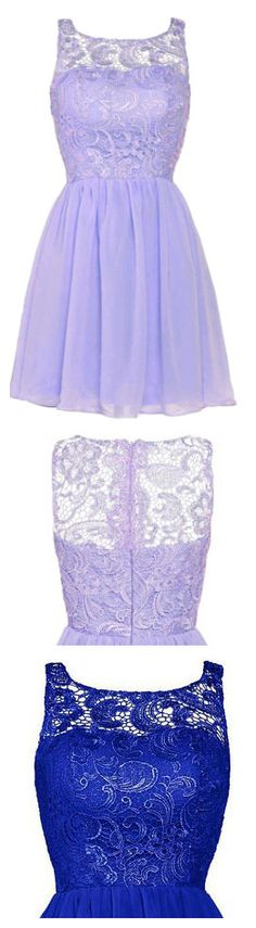 Lilac Square Neck Homecoming Dress with Appliques, Short Lace Homecoming Dress with Pleats, Cute Lavender Homecoming Dress, Lavender Homecoming Dress, Lace Homecoming Dresses, Dress Prom, Evening Dresses, Pleated Dresses, Gowns For Girls, Short Girls, Appliques, Lace Shorts