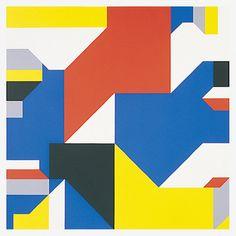 love the design element, very bauhaus! Herbert Bayer